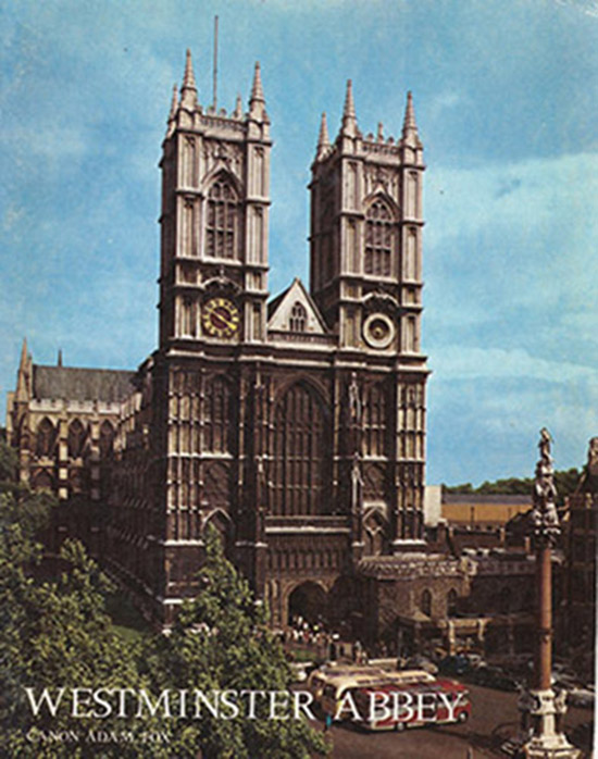 The Pictorial History of Westminster Abbey - Fox, Canon Adam