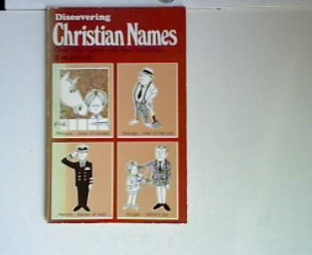 Discovering Christian Names - Jarvis, S.M.