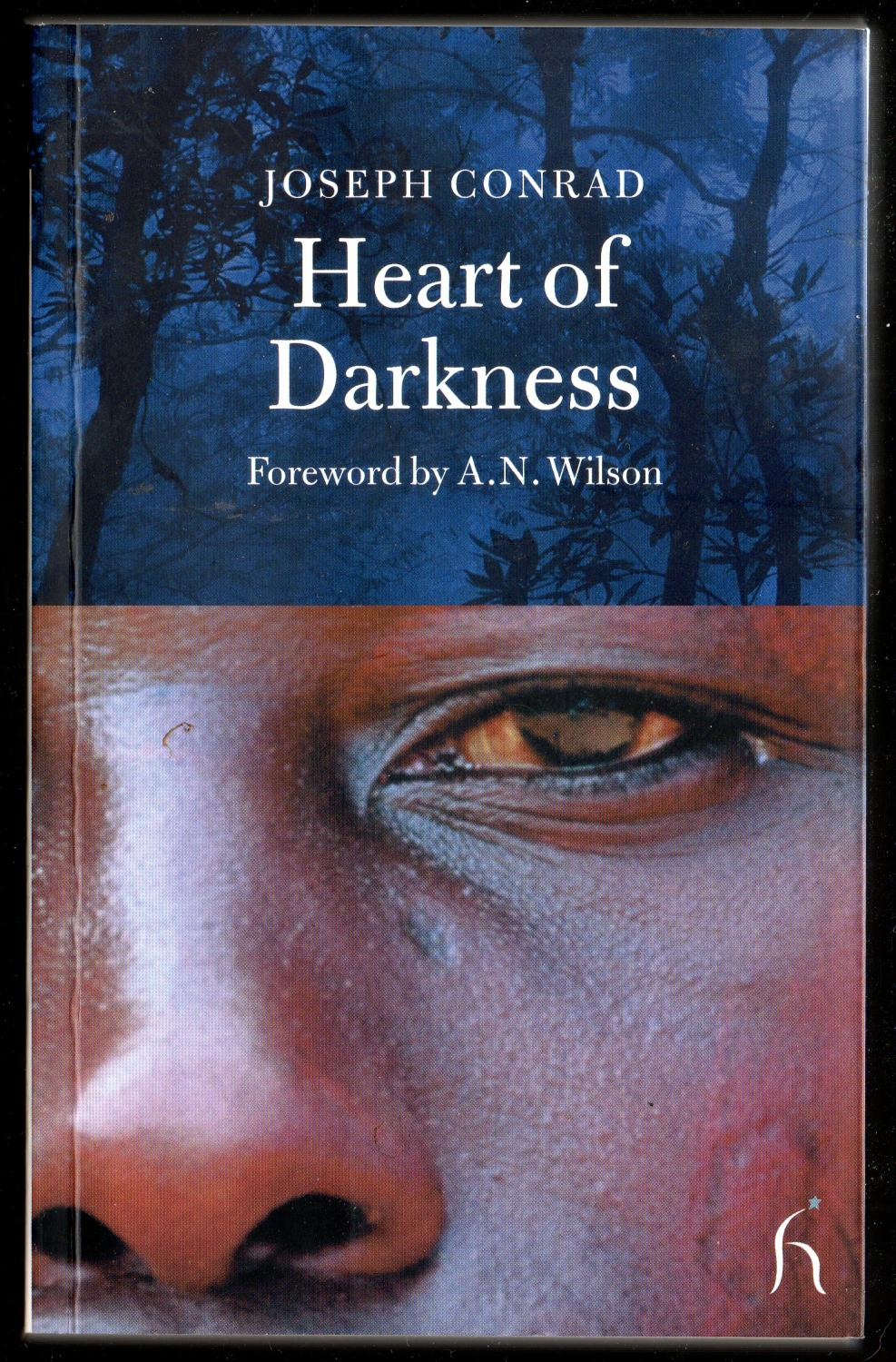Heart of Darkness with the Congo Diary and Up - River - Book - Joseph Conrad - Foreword By A. N. Wilson Edited By Zdzislaw Najder