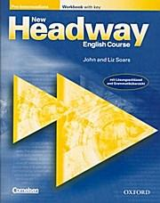 New Headway. Pre-Intermediate. Workbook with Key. - Liz Soars John Soars