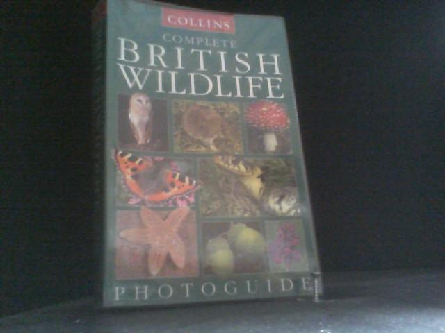 Complete British Wildlife - Sterry, Paul