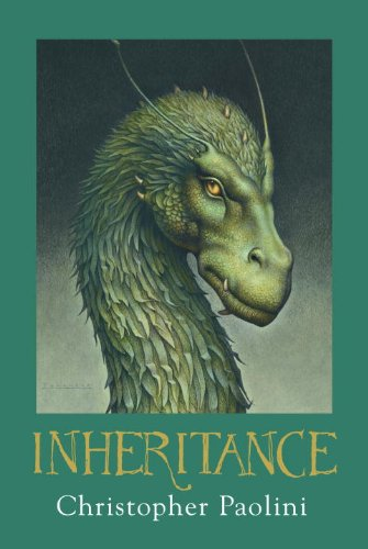 Inheritance: Inheritance Cycle, Book 4 (The Inheritance Cycle) - Christopher Paolini