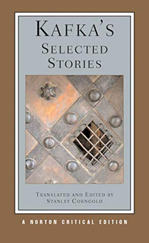 Kafka's Selected Stories (Norton Critical Editions) - Kafka, Franz