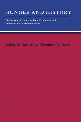 Hunger and History: The Impact of Changing Food Production and Consumption Patterns on Society (Studies in Interdisciplinary History)