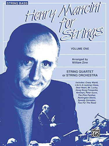 Henry Mancini for Strings, Vol 1: Bass (Paperback)