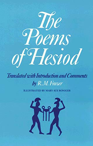The Poems of Hesiod - Hesiod; Frazer, R. M.